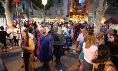 Festa medieval Harpia de Balaguer 2019