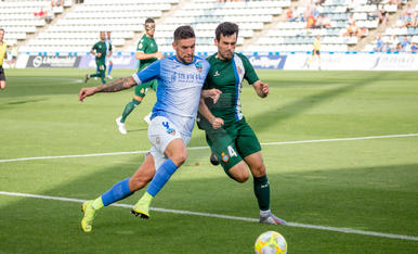 Així vam viure el Lleida Esportiu - Espanyol B