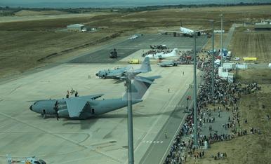 © La Festa al Cel, con 20.000 visitantes