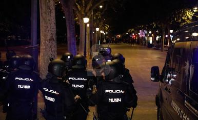 Guerrila urbana a Lleida