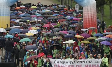 © Lleida, contra el càncer de mama