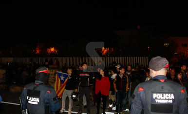 Míting de Vox a Lleida amb Javier Ortega Smith