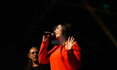 Concert de Camela a Lleida