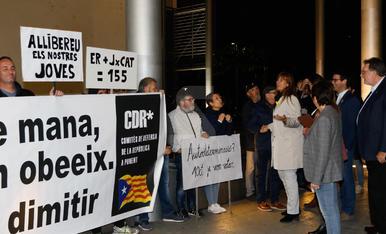 Acte de Junts Per Catalunya a Lleida