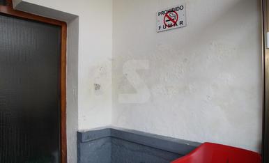 El local social de Llívia i la sala polivalent, decrèpits