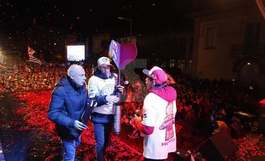 Festa dels germans Márquez a Cervera