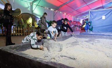 Exposició 'Dinosaurs Tour' a Lleida