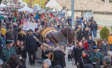 © Feria de ganado 'vintage' en Salàs