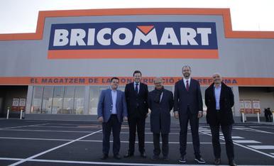 Inauguració de Bricomart a Lleida