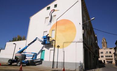 Art urbà a Ivars d'Urgell
