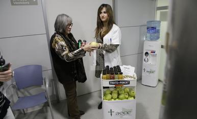 © Más bienestar para los pacientes oncológicos