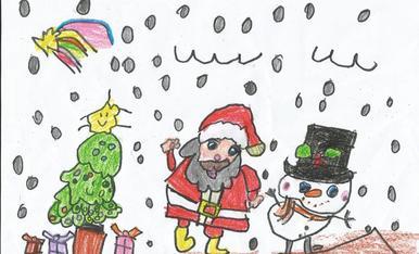 Truca el Nadal!   Júlia Costa Pascual (6 anys)