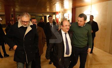 Miquel Iceta, a Lleida