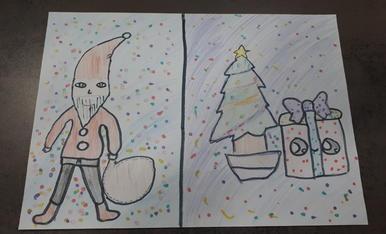 El meu Nadal amb el Pare Noel
