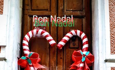 Fem arriba el nadal amb tot el nostre cor a les  vostres llars