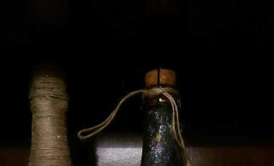 Botelles de Cava fetes manualment per gaudir d'aquest nadal!  VIKTORIIA HAVIADA