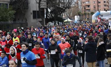 Cursa de Sant Silvestre de Lleida
