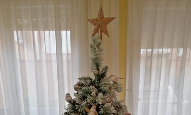 L'arbre de Nadal de casa.