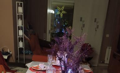 Taula parada de la nit de cap any