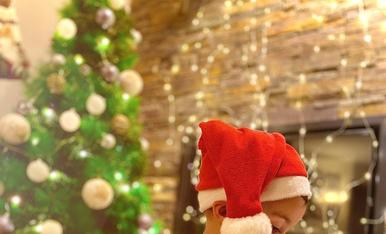 Preparant lo Nadal. Teia