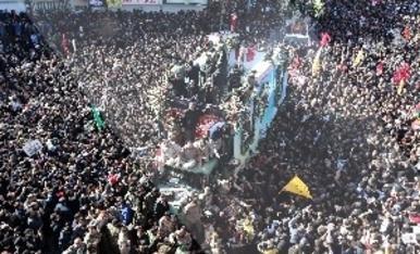© 50 muertos en Irán y sigue la escalada belicista con EEUU