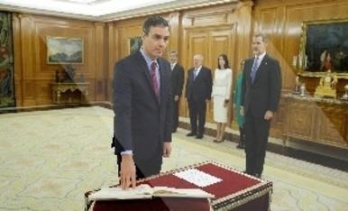 © Moncloa anuncia una llamada de Sánchez a Torra