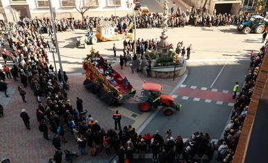 Tres Tombs a Lleida