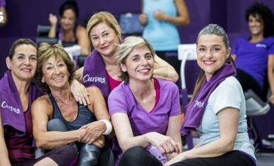 El gimnàs Curves Lleida presenta un nou sistema d'entrenament de 30 minuts