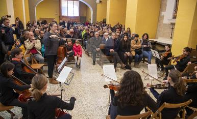 © Futurs músics de l'Urgell