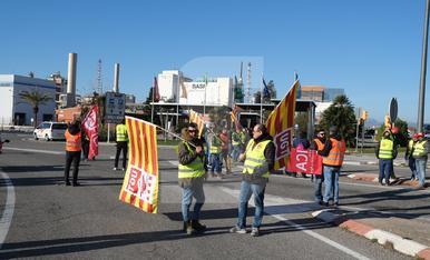 © La petroquímica de Tarragona es planta