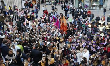 © El carnaval pren els carrers