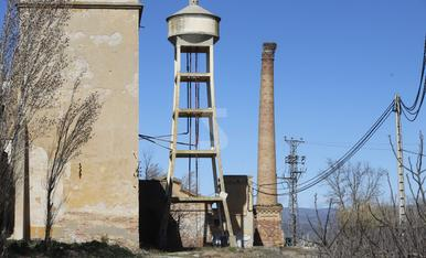 © Deteriorament del passat industrial de Lleida