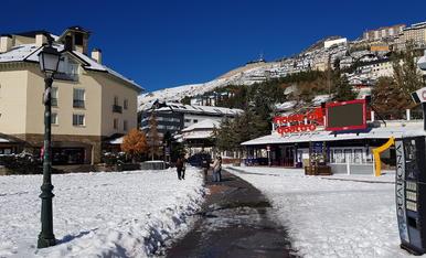 vacances a sierra nevada