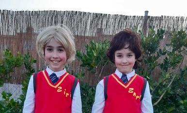  Leire i Carla..Els Zipi Zape d'Artesa de Lleida