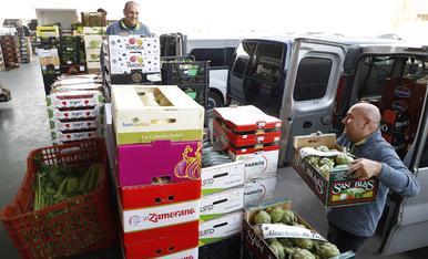 © Es disparen les vendes de fruites i verdures