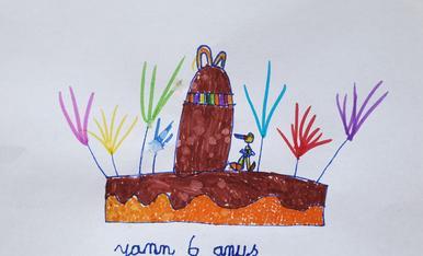 El Yann us envia aquesta Mona des de Brussel.les! Li encantaria poder venir à Lleida i compartir-la amb la seva iaieta!