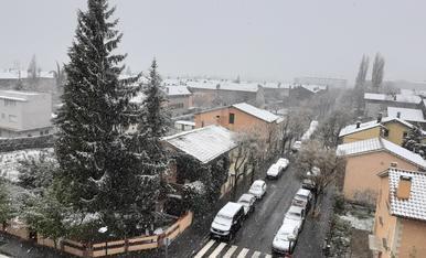 © Neu i mésfred a Lleida
