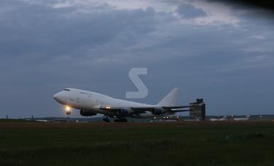 © L'avió més gran que vola des de Lleida