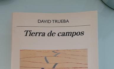 Llibre pendent de llegir a la tauleta de nit, sóc molt fan dels llibres del Trueba!!