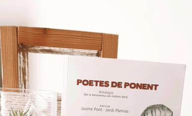 Una bona lectura pel confinament: antologia de poesia de ponent.