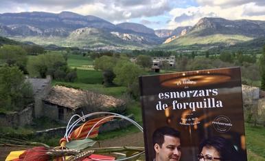 Desde la vall de Meià us recomano un llibre de cuina d'uns autors de proximitat, en Sergi de Meià i l'Adelaida Castells. Bons esmorzars per passar millor el confinament.