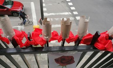 Diada de Sant Jordi confinada