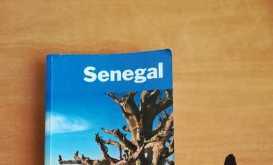 Aquest és el llibre que m'ha estat acompanyant durant els últims 6 mesos mentre feia un voluntariat al Senegal. Actualment vivint a Lleida a casa els meus sogres preferits