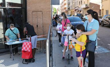 © Mascaretes infantils a Balàfia i Pardinyes