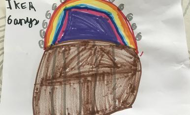El meu pastís