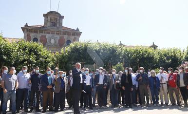 © Alcaldes contra l'Agència de Patrimoni Natural