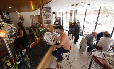© Lleida recupera els bars al complet