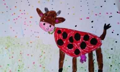 La vaca de l'Esbaiola't 2020