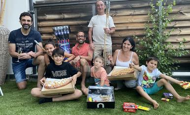 © Benvinguda a l'estiu en família