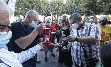 Festa de Sant Joan a Lleida 2020